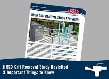 Wastewater Grit Removal